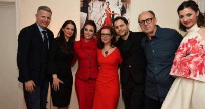 Ermonela Jaho bëri bashkë disa nga shqiptarët e famshëm në SHBA