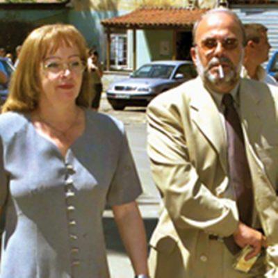 Kthim pas në kohë/ Fatos Nano në filmimet e viteve 90-të, i thjeshtë dhe i qeshur krah ish-gruas Rexhina (FOTO+VIDEO)