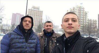 """Sulmi ndaj Feros """"kthehet"""" në telenovelë! Pas arrestimit të djeshëm reperi dhe menaxheri i tij lirohen sërish"""