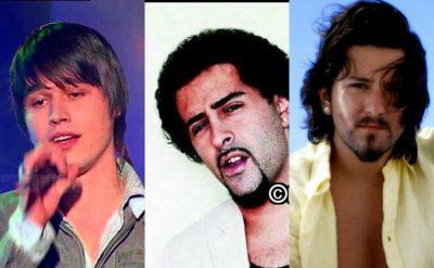"""Ju kujtohen modelet e flokëve të VIP-ave shqiptarë, që dikur dukeshin trendy? Sot janë një """"TMERR"""" i vërtetë (FOTO)"""