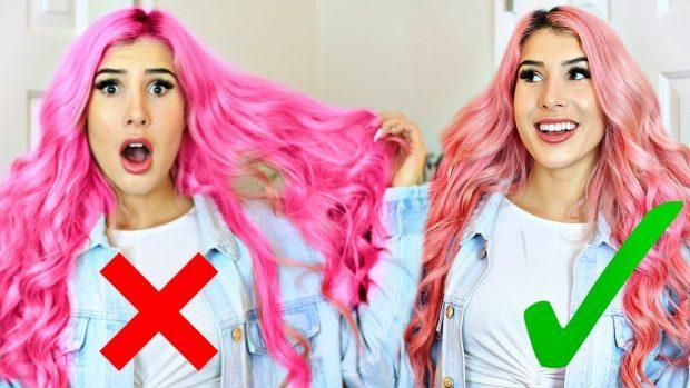 Këshilla për të gjitha ju që dëshironi t'i keni flokët 'PINK' (FOTO)