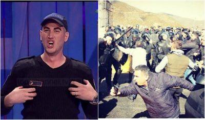 """Taksa e """"Rrugës së Kombit"""" Florjan Binaj reagon mbi protestën: Kur popullit nuk i dëgjohen hallet, do i durosh forcën…"""