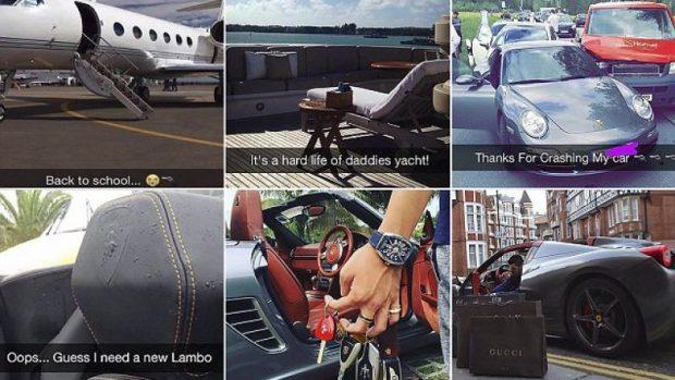 """""""Të dal me Ferrarin apo me Audin"""": Njihuni me """"HALLET"""" e fëmijëve të pasur (FOTO)"""