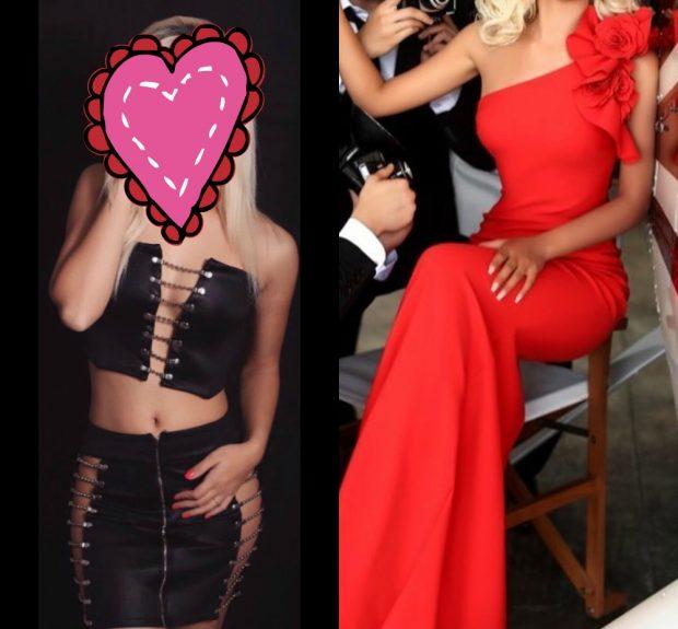 """Fshehu barkun me """"photoshop"""", tani modelja shqiptare zbulon se është shtatzënë"""