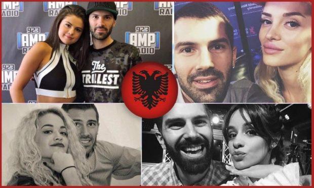 Njihuni me gazetarin shqiptar më të famshëm në botë. E ndjekin Nicki Minaj, Camila Cabello, Dua, Bebe e shumë yje botërorë (FOTO)