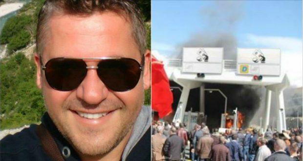 """Taksa e """"Rrugës së Kombit"""" Gentian Zenelaj reagon mbi protestën: I kisha humbur shpresat që do kishte revoltë populli më në këtë vend"""