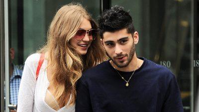 Janë xhelozë për njëri-tjetrin? Gigi Hadid dhe Zayn Malik shkëmbejnë fjalëkalimet e rrjeteve sociale