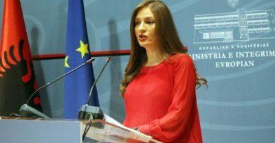 Rastësitë që ndodhin/ Klajda Gjosha e veshur identik si gazetarja