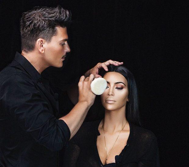 Grimieri i Kim Kardashian ka një pyetje për të gjithë shqiptarët