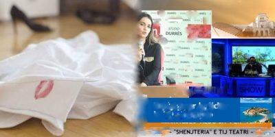 Jo vetëm nëpër filma! Gruaja shqiptare i nxjerr fotot e tradhtisë burrit si dhuratë ne mes te festes (FOTO)