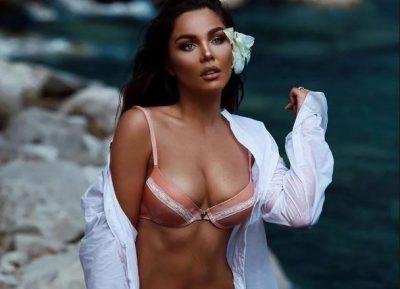 """""""TOKË E XANUN""""/ FOTO: Françeska Jaçe publikon të PASMET nudo. Heq dhe reçipetat"""