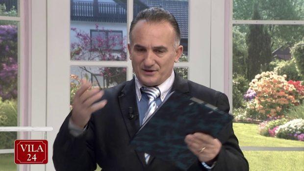 Astrologu shqiptar bëhet lëmsh në emision, nga yjet kalon te barra: Keni nisur një shtatzëni… (VIDEO)