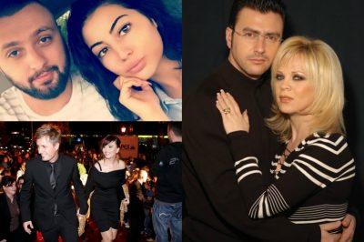 Të famshmit shqiptarë të divorcuar, por bashkë për hatër të fëmijëve (FOTO)