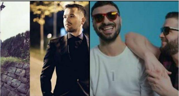 """Këto janë këngët kur meshkujt e showbizit shqiptar u bënë bashkë, për të na prekur zemrat e për të na lënë """"pa tekst"""""""
