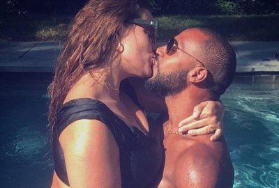 Kjo modele tregon publikisht se po e trajnon burrin e saj se si të bëhet një 'puthës i mirë' (FOTO)