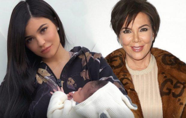 Kris Jenner i jep fund thashethemeve, Tyga babai i Stormit? Oh jo, jo, jo (FOTO)