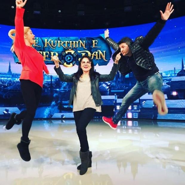 """Sapo nis emisioni, Alketa Vejsiu jep lajmin e trishtë në """"Piter Pan"""": Po i vjen…"""