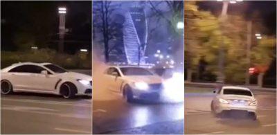 """Makina luksoze dhe shpejtësi/ Shqiptarët i """"vënë flakën"""" Zvicrës dhe Dubait (VIDEO)"""