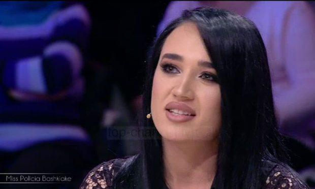 """Çmendi rrjetin me FOTOT e saj, """"Miss-i"""" i policisë Bashkiake tregon ngacmimet: Mua më… (VIDEO)"""