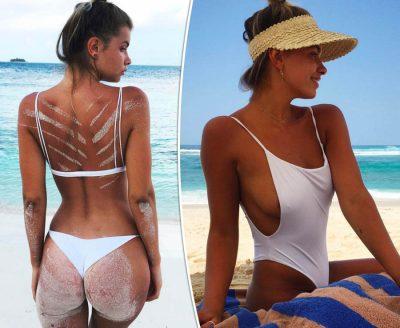 Modelja seksi habit fansat me komentet në fotot e saj: Kur bie dera dhe…