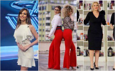 Si u veshën moderatoret shqiptare këtë javë? Nga Eva Murati te Alketa Vejsiu, cila ishte më e bukura… (FOTO)