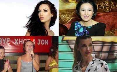 """Shtatë moderatore shqiptare që janë """"zhdukur"""" nga ekrani, zbuloni çfarë bëjnë ato sot (FOTO)"""