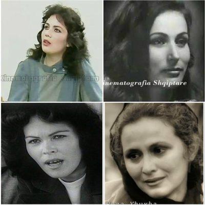 Aktoret shqiptare me mollëzat më të bukura, përpara epokës Botox! (FOTO)