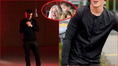 """Noizy poston videon e mamit që qan kur dëgjon """"Mbretëresha Ime"""", shihni çfarë i shkruan futbollisti me famë botërore! (VIDEO)"""