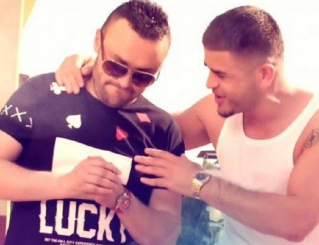 VIDEO/ Çmendet Noizy! Këngë tjetër sot me Altin Sulkun, por shikoni reperin si këndon popullore