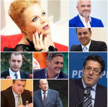 FOTO/ Kush janë politikanët dhe personat e njohur që janë ndarë për tu ri-martuar?