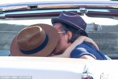Pushimet e ëmbla të Lady Gaga