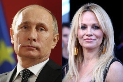 Deklarata e fortë e Pamela Anderson: Ju tregoj romancën me Vladimir Putin