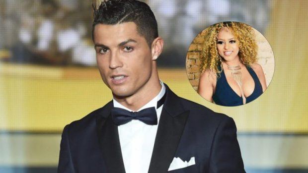 """""""Miss Bum Bum"""",  padit yllin portugez të Realit Cristiano Ronaldon"""