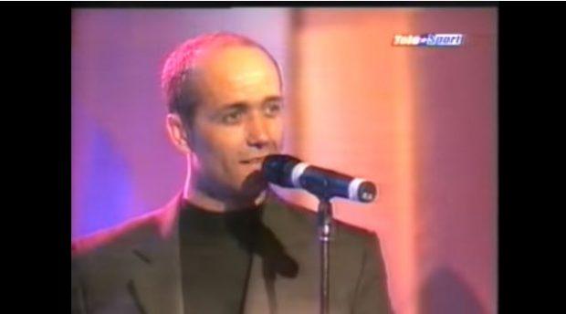 """Ju kujtohet koha kur Salsano konkurronte në """"Ethet e së premtes"""" me GAGAÇIN (VIDEO)"""