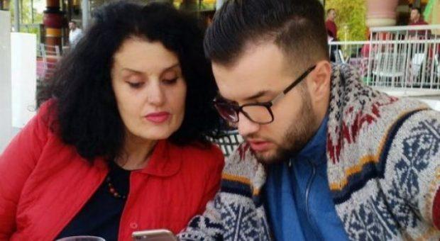 'Për fëmijët dhe vdekjen e vras'…Nëna e Ergi Dinit përlot me vargjet e saj