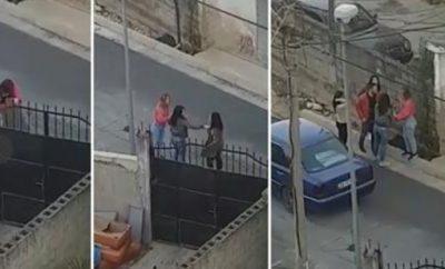 Video/ Sherr mes vajzave në Korçë, shkak ndërrimi i shpeshtë i partnerëve