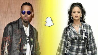 Pasi ofendoi Rihanna-n dhe Chris Brown, Snapchat kërkon falje publike (FOTO)