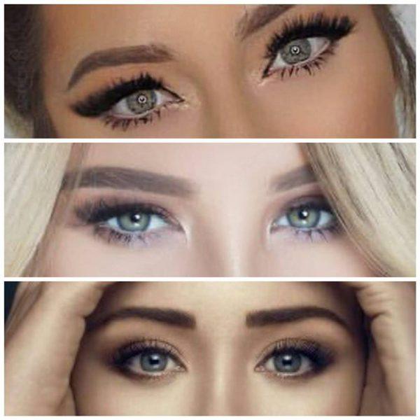 I njihni këta sy? Janë më të bukurit e ekranit shqiptar (FOTO)