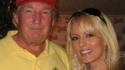 SKANDAL/ Aktorja e filmave porno vendos të thyejë heshtjen, do nxjerrë materiale ku duket duke bërë seks me Trumpin?