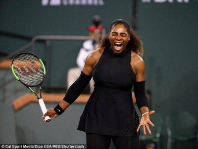 FOTO/ Serena Williams fotografohet me vajzën