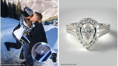Menjëherë pas fejesës, këngëtarja humbë unazën 2 milion dollarëshe (FOTO)