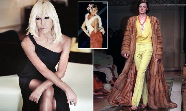 Ndryshe nga herët e tjera shtëpia italiane e modës Versace nuk do të përdorë më gëzofin në dizenjot e saj