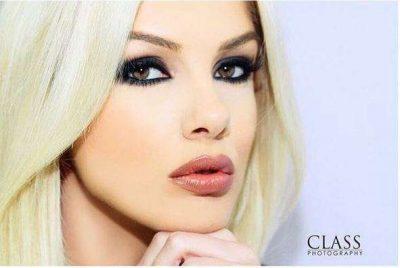 Trendi më i ri/ VIPET shqiptare ashtu si dhe Viola, tani e bëjnë make up-in vet! (VIDEO)