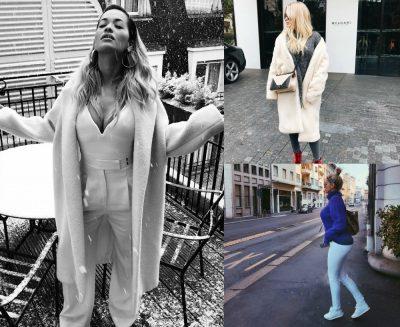 Rregullat e femrave të Instagramit për ta veshur të BARDHËN në dimër