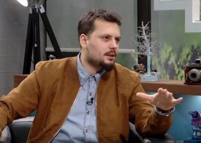 """""""I iku fytyra"""" e dashura nxjerr bllof aktorin shqiptar në emision"""
