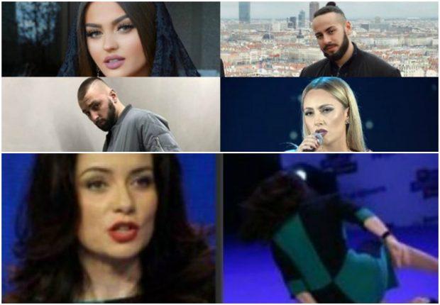 S'është për të qeshur por ja 11 VIP-at shqiptarë që janë rrëzuar në mënyrë spektakolare në skenë (VIDEO)