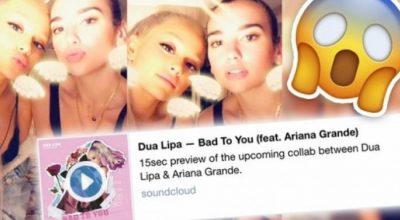 Çfarë po ndodh/ Pas publikimit, bllokohet kënga e Dua Lipa dhe Ariana Grande