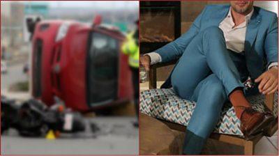 E trishtë! Këngëtari shqiptar rrëfen si përplasi me makinë motorristin dhe u fut në paraburgim: Tashmë është i paralizuar … (FOTO)