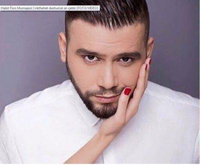 """""""MË GJEJ SHPEJT""""/ Flor Mumajesi i përgjigjet thirrjes së Bebe Rexhës: Hap derën, jam burri (FOTO)"""