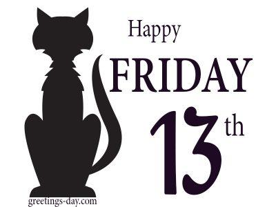 Kur data 13 është e premte, kjo është simbolika e ditës së zezë të vitit